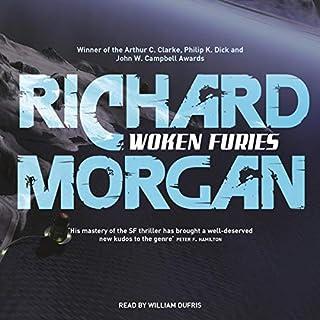 Woken Furies cover art