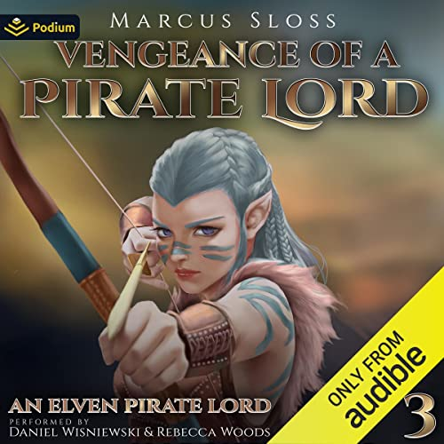 Vengeance of a Pirate Lord cover art