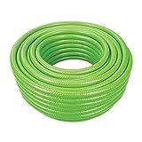 Silverline 868622 Tuyau arrosage vert PVC renforcé 30 m