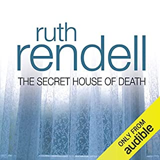 The Secret House of Death audiobook cover art
