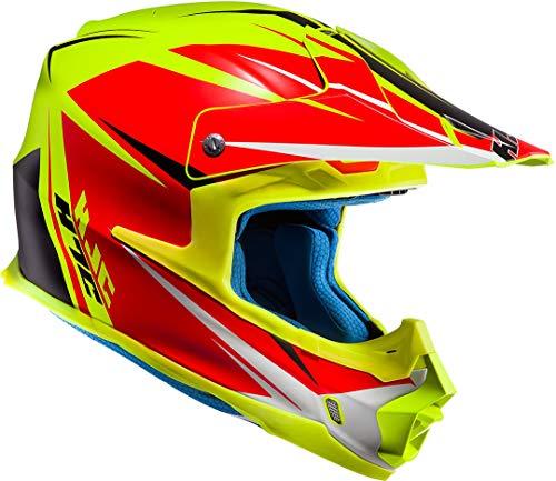 HJC FX-CROSS - AXIS / MC3HSF - Crosshelm/Endurohelm/Motorradhelm, GröàŸe:M