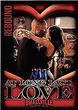 Lana Lang and Lex Luthor in love trading card Smallville #33 Kristin Kreuk Michael Rosenbaum