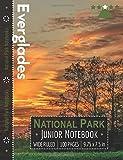 Everglades National Park Junior Notebook: Wide Ruled Adventure Notebook for Kids and Junior Rangers - National Park Notebooks