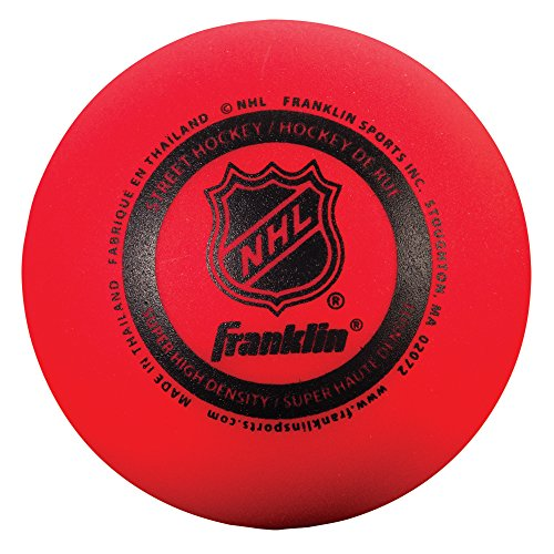Franklin Sports NHL Street Hockey Ball, 12209