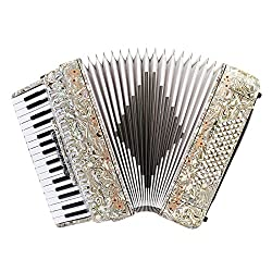 Rossetti Accordion (ROS3472-OP) - Best Piano Accordions