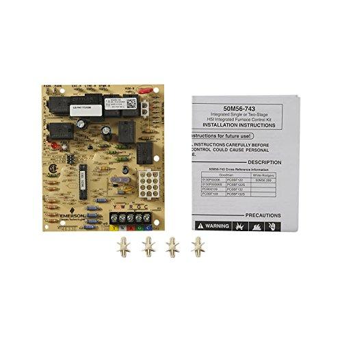 50M56-743 Exact Replacement Appliance Goodman Furnace Control