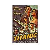 GHJH Poster Leonardo Dicaprio 11, Postkarten-Druck,