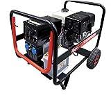 Motores Campeón 0003934 Motosoldadora con motor Honda, Eléctrico/Manual Arranque, 3.25 mm Rutilo Electrodo, 6800 W