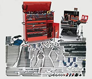 JH Williams WSC-1390 1390-Piece Mammoth Tool Set