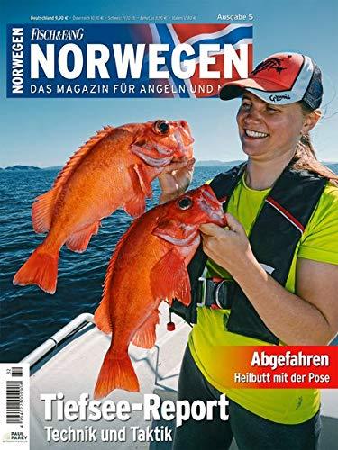 FISCH & FANG Sonderheft Nr. 35: Norwegen Magazin Nr. 5 + DVD (Norwegen Magazin: Das Magazin für Angeln und Meer)