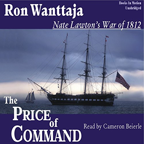 The Price of Command audiobook cover art
