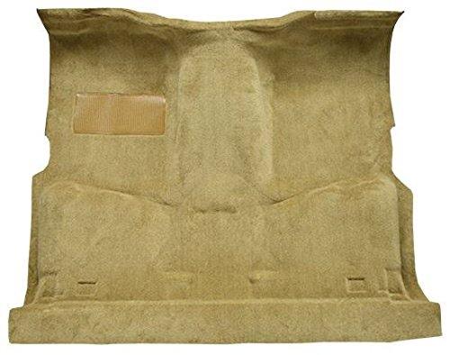 ACC Brand Carpet Compatible with 1981 to 1987 GMC Standard Cab Pickup Truck, 4 Wheel Drive, Automatic (820-Saddle Plush Cut Pile)