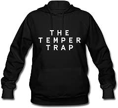 YZH hot 2016 The Temper Trap logo 2016 women's Hoodie Sweatshirt designcolor