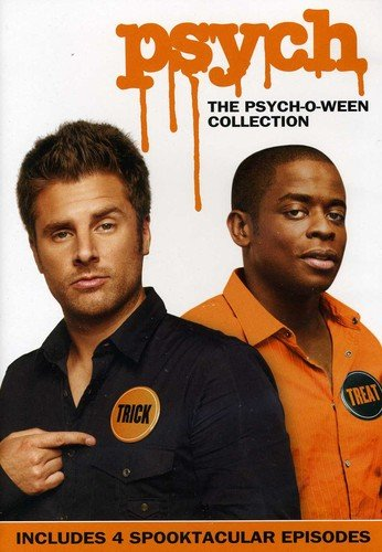 Psych: The Psych-O-Ween Collection / (Ws Sub Dol) [DVD] [Region 1] [NTSC] [US Import]