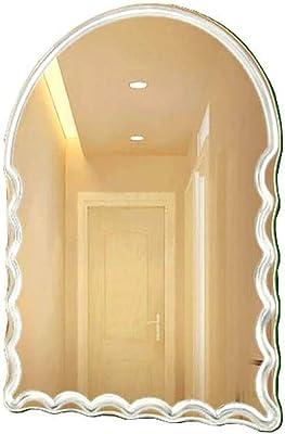 Amazon.com: Pegatinas de pared hexagonales con espejos en 3D ...