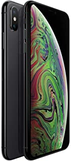 Apple iPhone XS MAX, 64 GB - Gris (Reacondicionado)