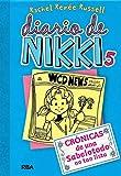 Diario de Nikki #5. Crónicas de una sabelotodo no tan lista