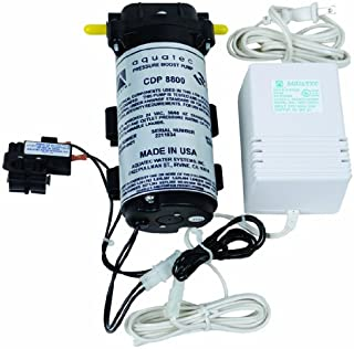 Hydro-Logic 29020 Pressure Booster Pump-Stealth-RO100/200 with transformer and pressure switch