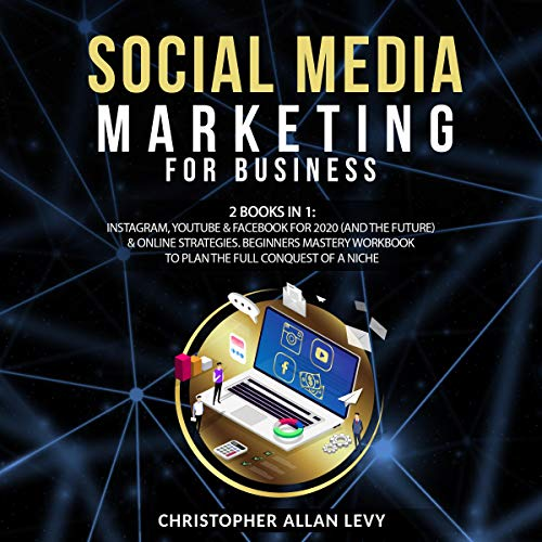 Social Media Marketing for Business cover art