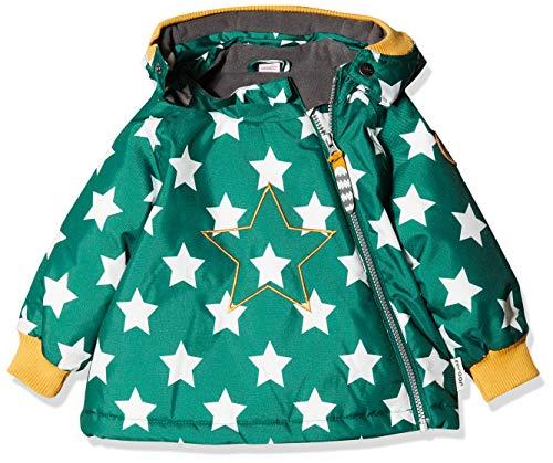 Racoon Baby-Jungen Liam Star Jacket Jacke, Grün (Pacific Coast PAC), (Herstellergröße:86)
