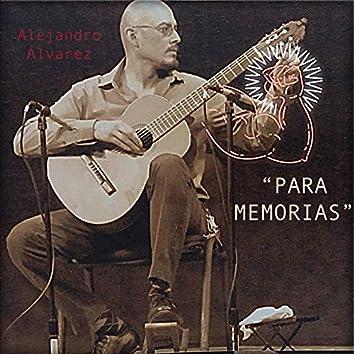 """""""Para memorias"""""""