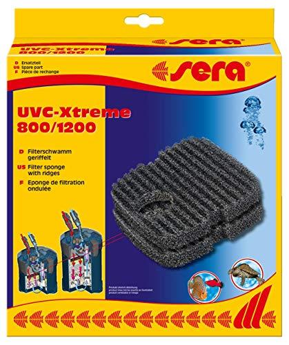 sera Filterschwamm geriffelt für sera Xtreme Außenfilter 800 & 1200