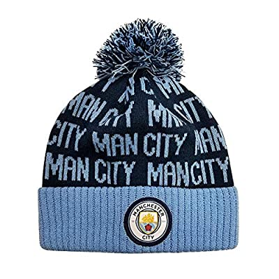 Icon Sport Manchester City Officially Licensed Soccer hat Cap Winter 001 (1)