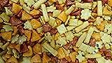 Mezcla Fuji Mix | Mezcla de un 1 Kg de Galletas de Arroz Variado | Aperitivo Crocante y Tostado | Con Salsa de Soya | Surtido Apto para Veganos | Vietnam | Dorimed