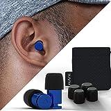 Flare Audio - Isolate Azul Tapones para los oídos