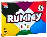 Falomir- Rummy 6 Juego de Mesa, Multicolor (29775)