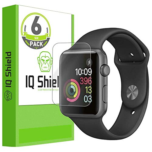 IQ Shield Screen Protector Compatible with Apple Watch 38mm (Series 1,...