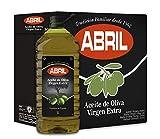 Aceite Oliva Virgen Extra Abril Pet 5 Litros - Caja de 3 garrafas