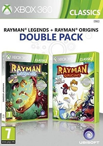 Rayman Legends & Rayman Origins Double Pack (Xbox 360)