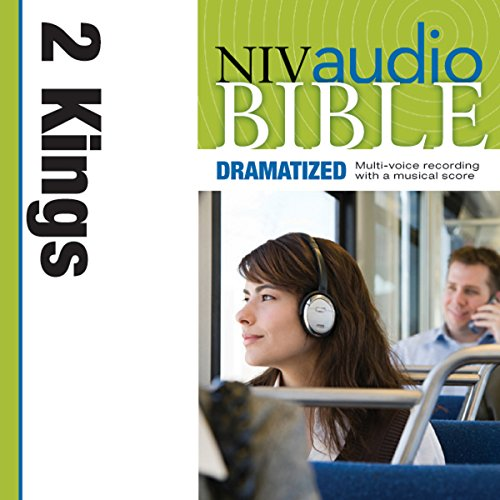 Dramatized Audio Bible - New International Version, NIV: (11) 2 Kings  By  cover art