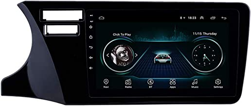 9 inch Android 8.1 Car Stereo Bluetooth Video Audio Navigation for Honda City LHD 2014-2017