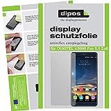 dipos I 6X Schutzfolie matt kompatibel mit OUKITEL K6000 Pro 5.5 Zoll Folie Bildschirmschutzfolie