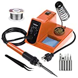 Vastar Soldering Iron - Soldering Iron Station, Anti-Static Soldering Iron Station Kit