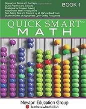 QUICK SMART Math Book 1: Grades 3-5