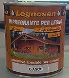 Veleca LEGNOSAN Trasparente- ml. 750 IMPREGNANTE PER LEGNO ALL'ACQUA INODORE...