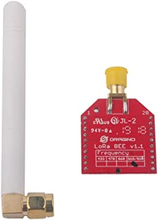 Dragino LoRa Bee Module 915MHZ Ultra Long Range RF Wireless Transceiver SX1276 for Arduino, Built-in Temperature Sensor Low Battery Indicator, Low Power Consumption