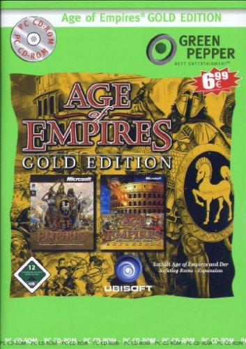 Age of Empires 1 Gold PC