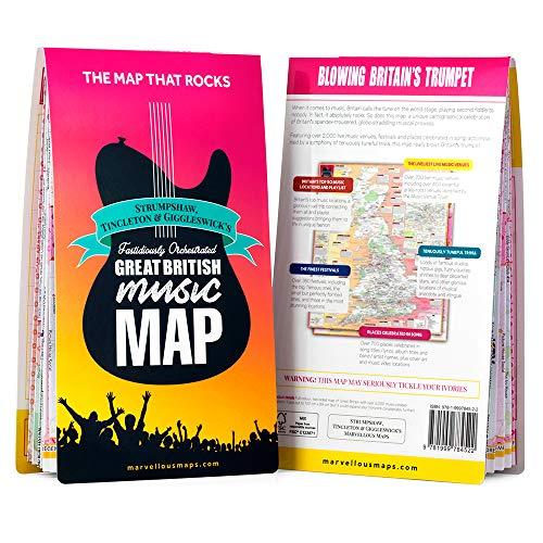ST&G's Great British Music Map