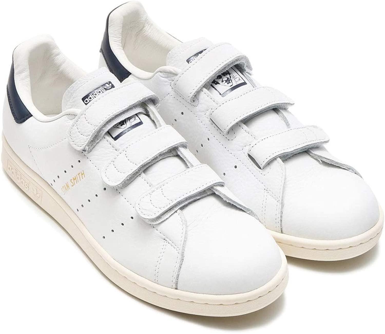 アディダス adidas スタンスミス コンフォート ベルクロ STAN SMITH CF ホワイト/ネイビー BY9191 日本正規品