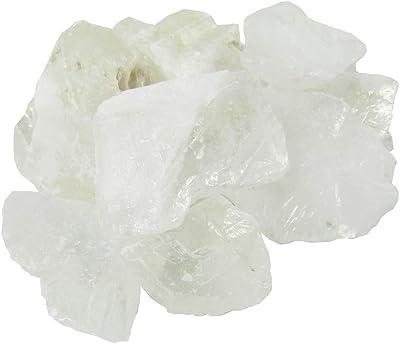 69g Natural Clear White Quartz Crystal Specimen Cluster