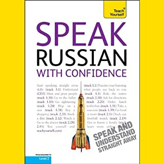 Speak Russian With Confidence cover art