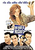 ONE NIGHT AT MCCOOL'S (2001) Original Authentic Movie Poster 27x40 - Dbl-Sided - Matt Dillon - Liv Tyler - Mary Jo Smith - Michael Douglas
