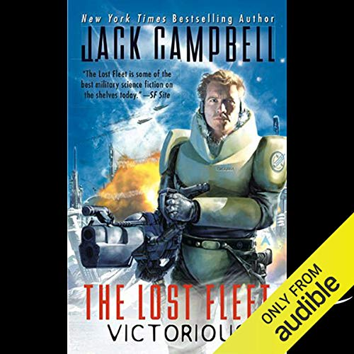 Couverture de The Lost Fleet: Victorious