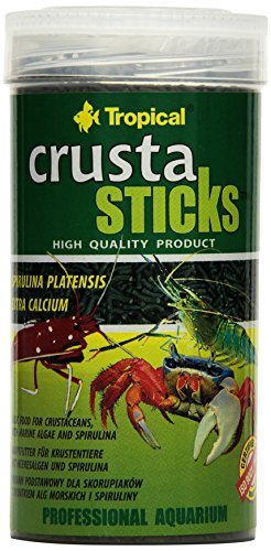 Tropical Crusta Sticks Futtersticks mit Meeresalgen & Spirulina, 1er Pack (1 x 250 ml)
