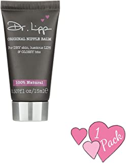 Dr. Lipp Original Nipple Balm for Lips, 0.507 oz (15ml)