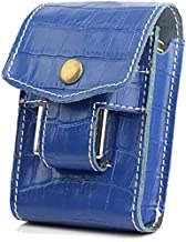 Taillas Case Sigaret Casees Leren Taille Pack Draagbare Pocket Portemonnee Toolkit (Color : COLOR3)